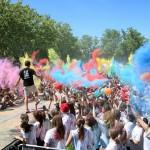 course des couleurs valence 2018 color run me rad